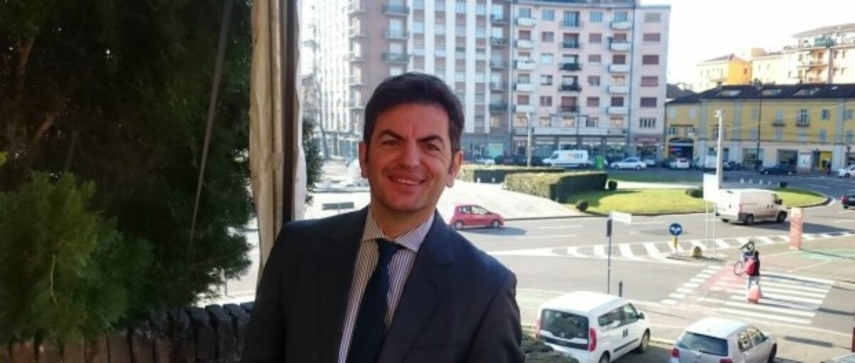 The Italian-Albanian who is challenging Pizzarotti in Parma
