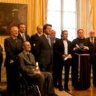 Parma: Gentian Alimadhi riceve il Premio Sant'Ilario 2011